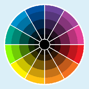 The Color Wheel Is Your Friend