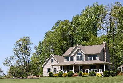 A Modern Rural Home